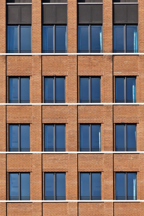 bulding фасад самомоднейший стоковое фото rf