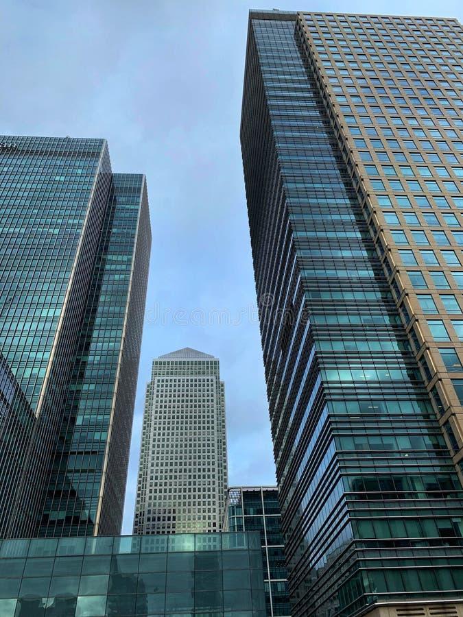 Buldings da cidade de Londres fotos de stock royalty free