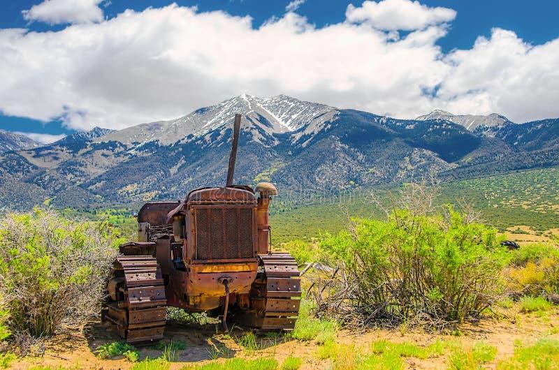 buldożer obrazy stock