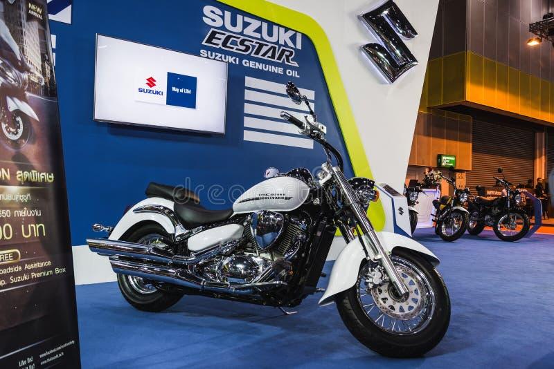 Bulevar de Suzuki c50 imagens de stock