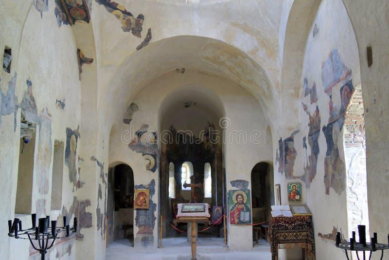 Bulgária, Asen Fortress fotografia de stock royalty free