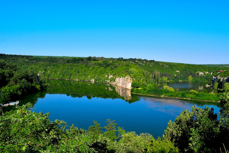 Bulgária, Pleven, relaxa, beleza foto de stock royalty free