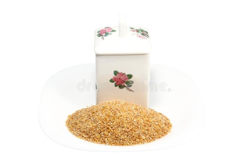 bulgar пшеница стоковое изображение rf