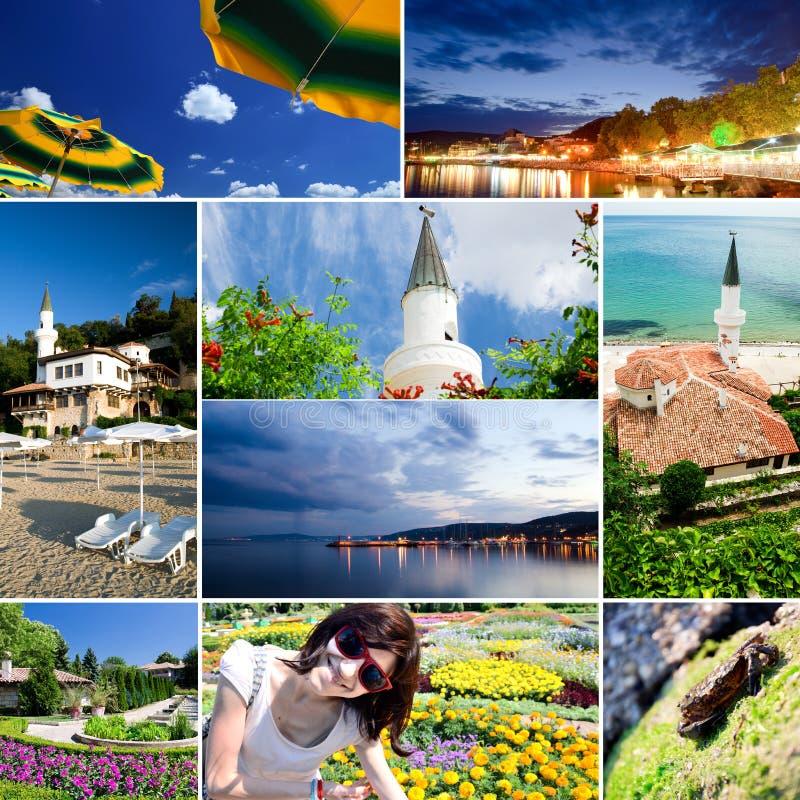 Bulgaria - Balchik imágenes de archivo libres de regalías