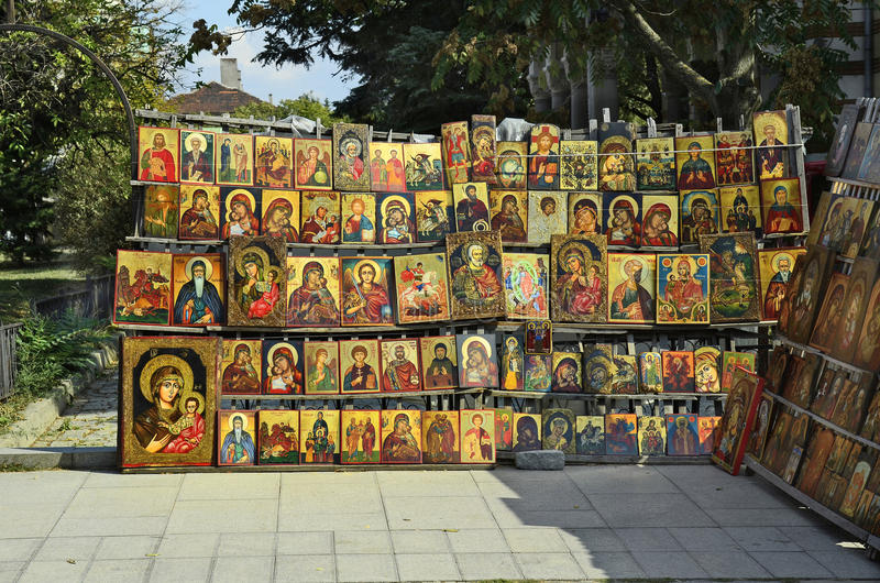 Bulgaria, Sofía fotos de archivo libres de regalías