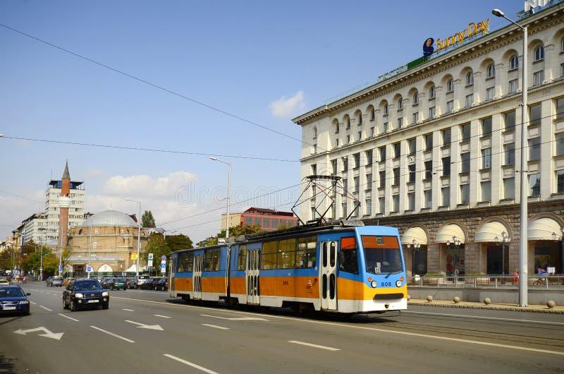 Bulgaria_Sofia fotos de archivo