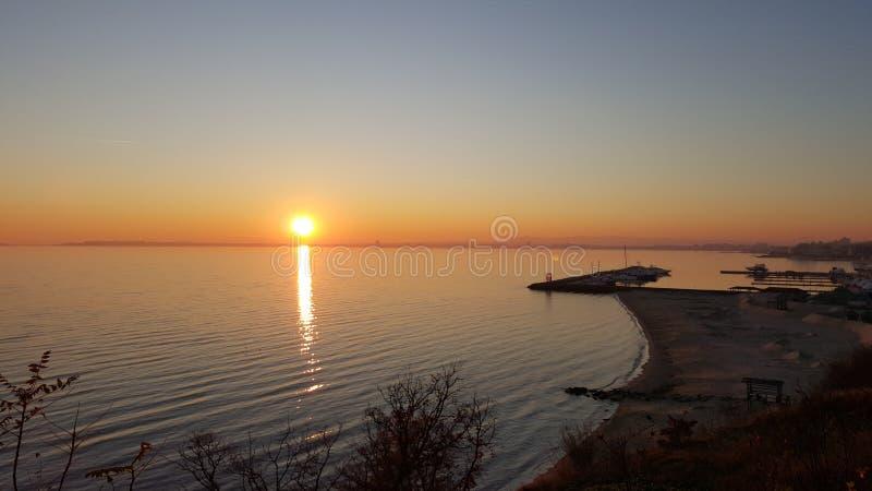 Bulgaria - Sunny Beach imagen de archivo libre de regalías