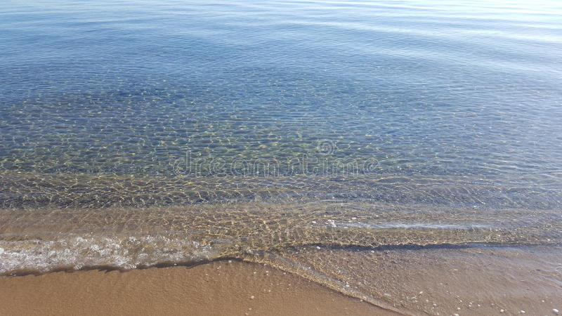 Bulgaria - Sunny Beach fotografía de archivo