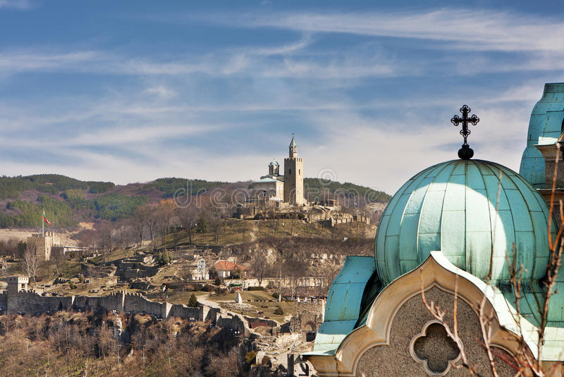 bulgaria tarnovo veliko zdjęcie royalty free