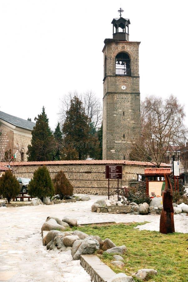 Bulgarian Church of the Holy Trinity in Bansko royalty free stock photos