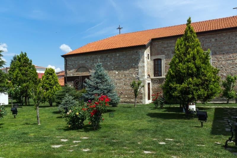 Bulgarian church of Saint Constantine and Saint Helena in city of Edirne, Turkey. Bulgarian church of Saint Constantine and Saint Helena in city of Edirne, East stock photos