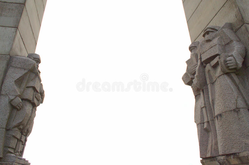 Download Bulgarian monument details stock image. Image of reliefs - 60430027