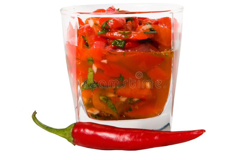Download Bulgarian red pepper stock photo. Image of ingredient - 16587746