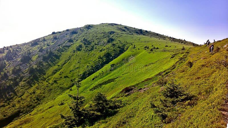 Bulgarien-Berge stockbilder