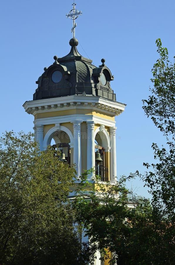 Bulgarien gammal stad Plovdiv arkivfoton