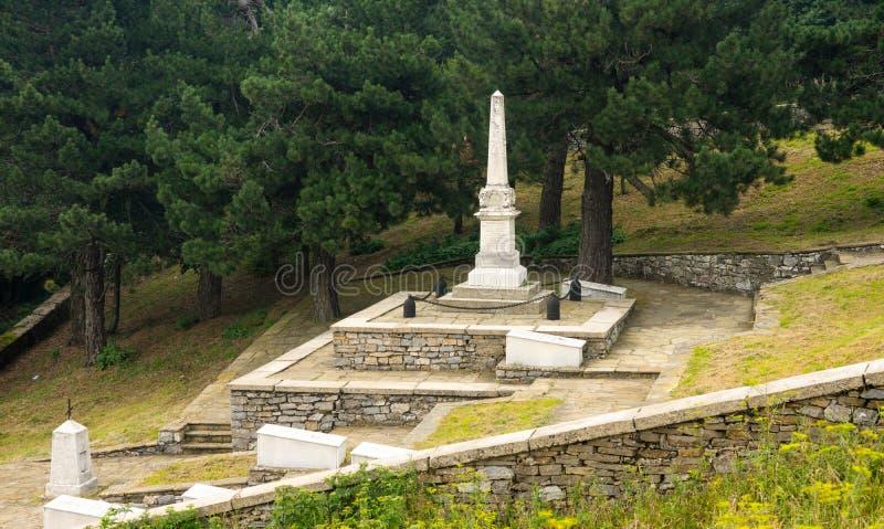 bulgarien Shipka Denkmal lizenzfreie stockfotografie
