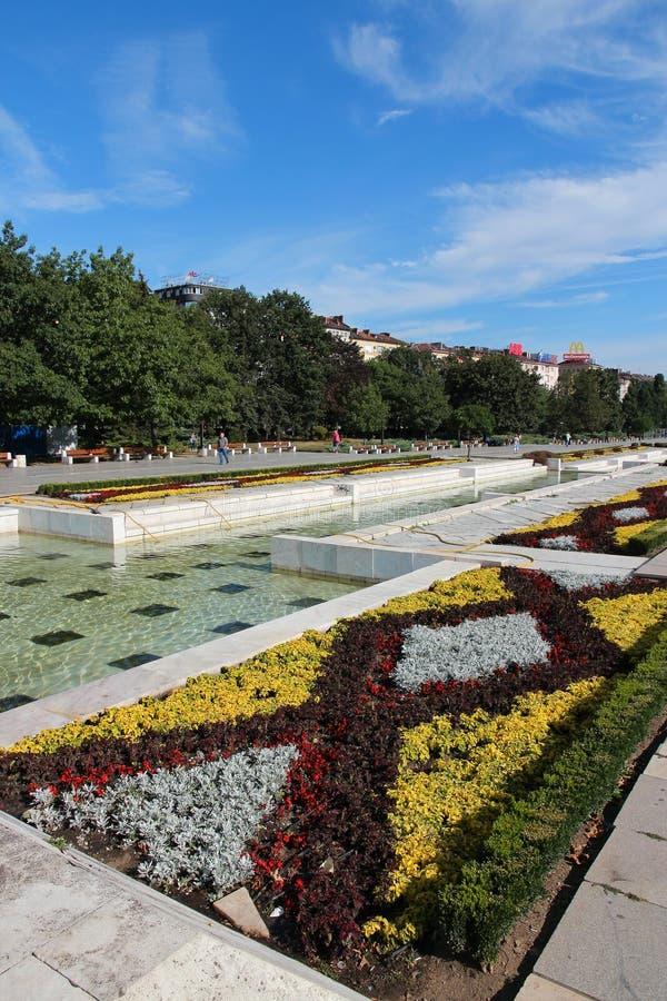 Bulgarien - Sofia stockfotografie