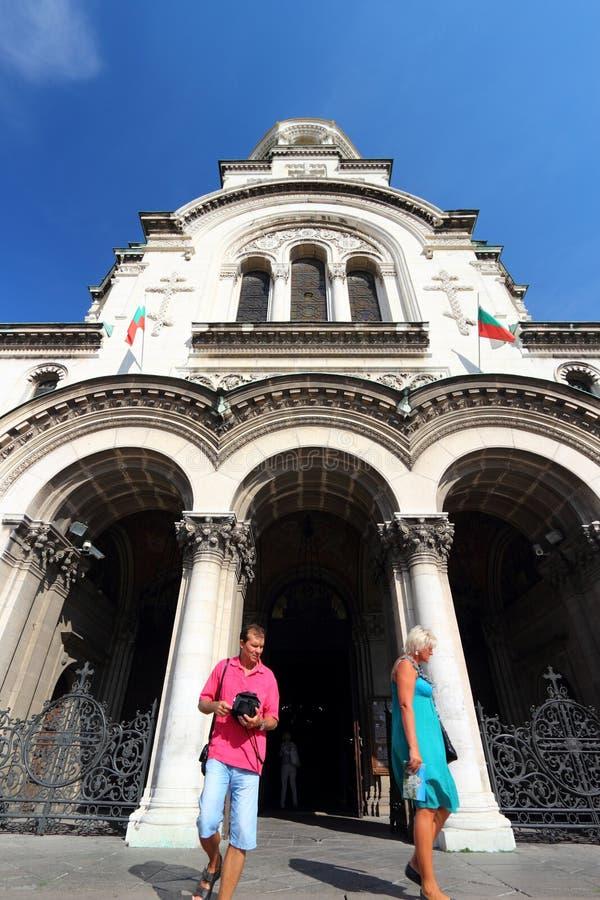 Bulgarien - Sofia lizenzfreies stockfoto