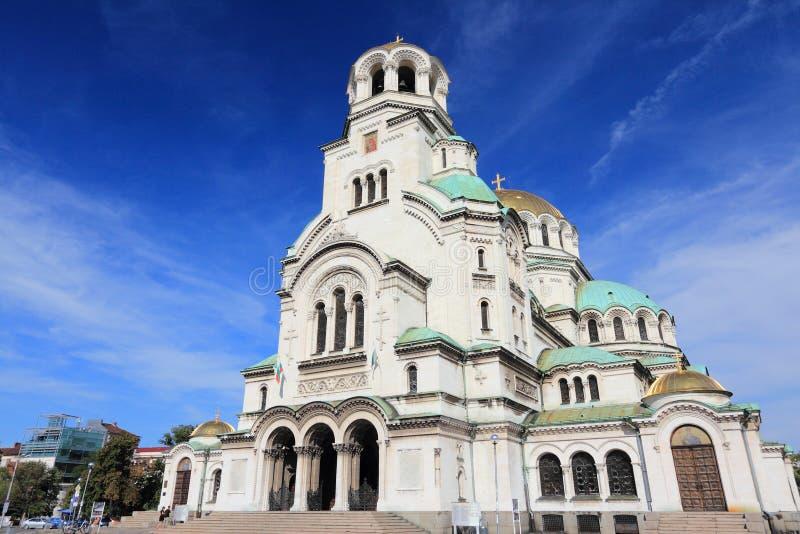 Bulgarije - Sofia stock afbeelding