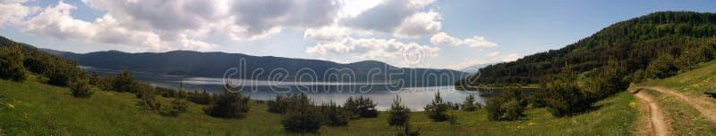 Bulgarische Naturansicht lizenzfreies stockbild