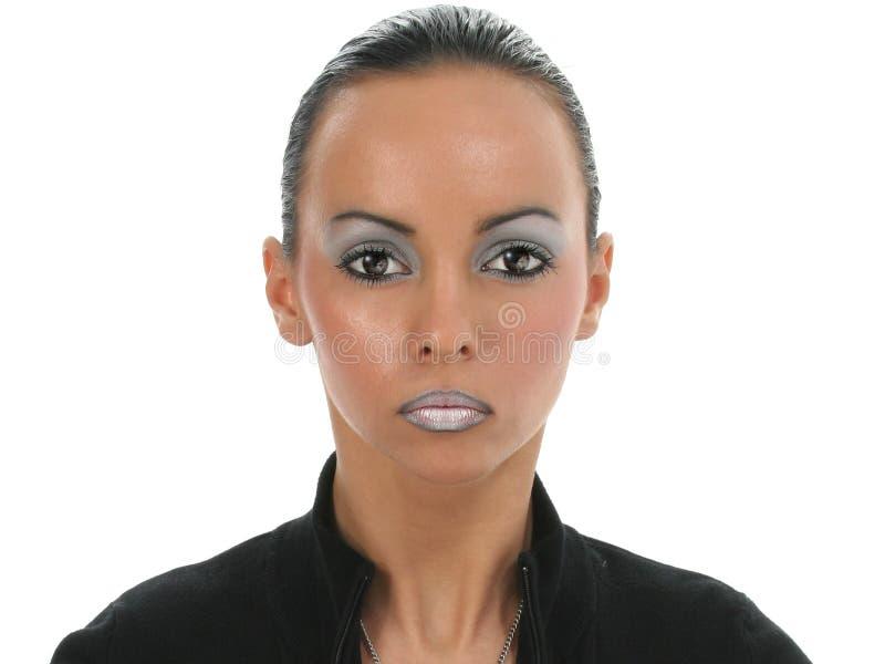 Bulgarische Schönheit stockbild