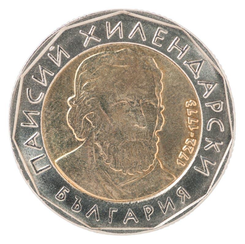 Bulgariskt levamynt royaltyfri fotografi