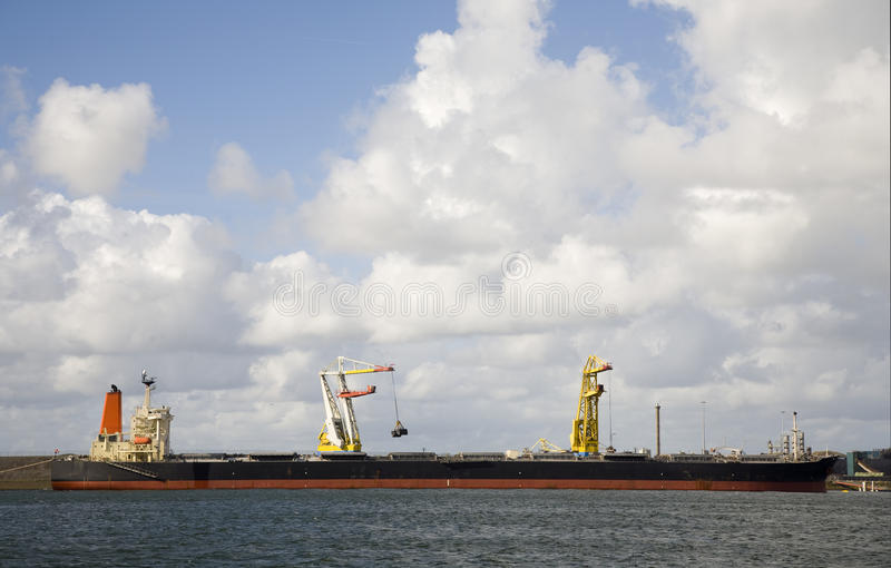 Download Bulk Carrier Stock Photography - Image: 10985422