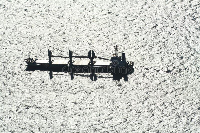 Bulk carrier cargo stock photos