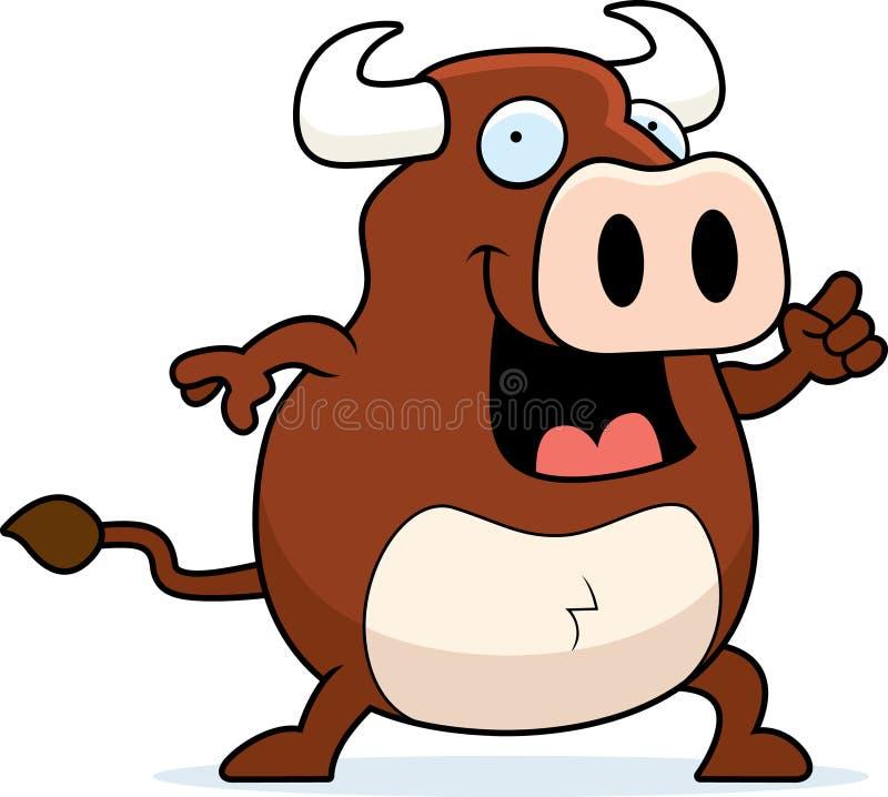 Free Bull Idea Royalty Free Stock Photography - 11195507