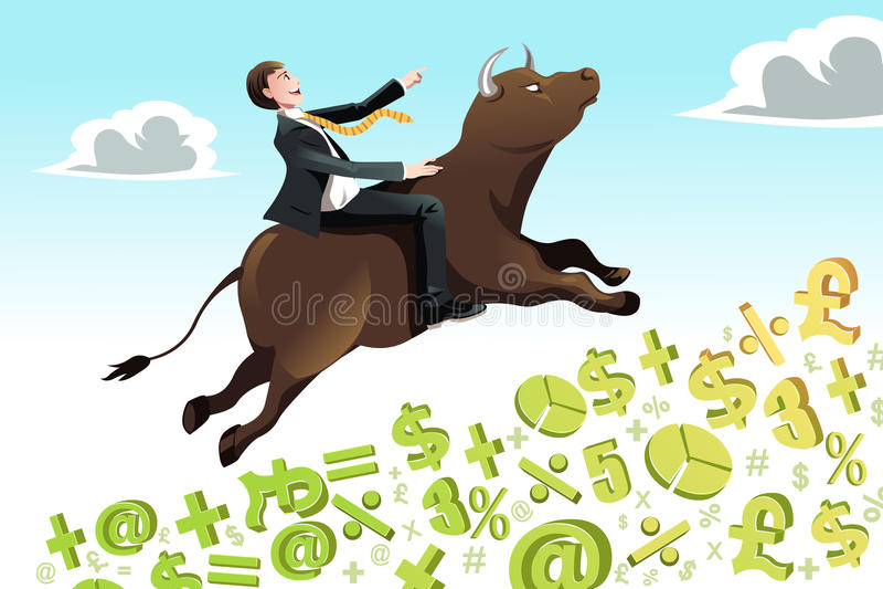 Download Bull Market Stock Image - Image: 27791371