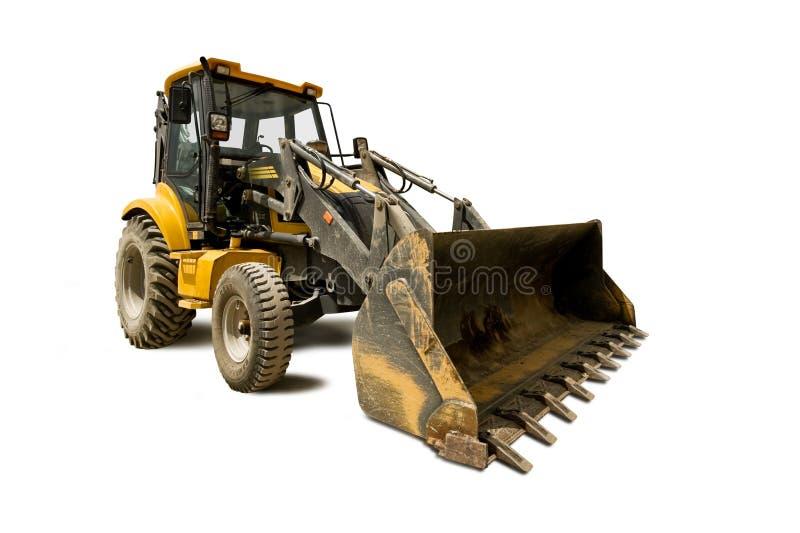 Bulldozer fotografie stock libere da diritti