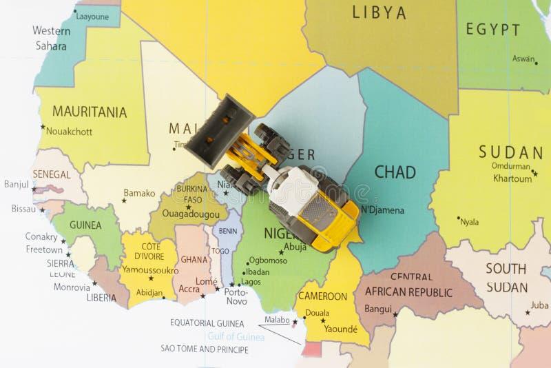 Bulldozer on map stock photo image of libya egypt bulldozer download bulldozer on map stock photo image of libya egypt bulldozer 83128504 gumiabroncs Choice Image