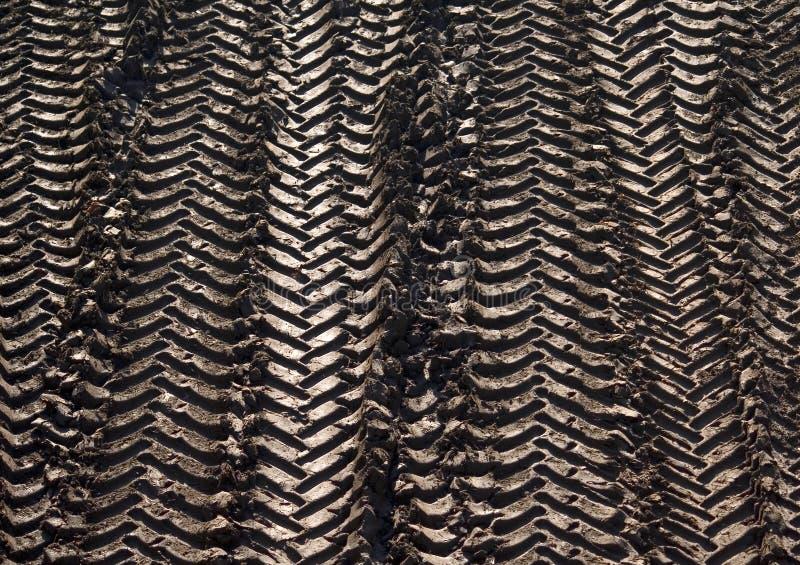 Download Bulldozer Tire Tracks stock photo. Image of heavy, impressions - 2735382