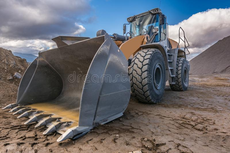 Working Stone Quarry Stock Image Image Of Earth Marble