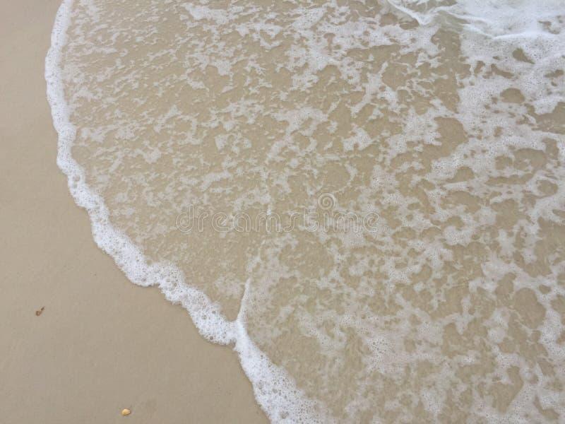 Bulles d'océan photo stock