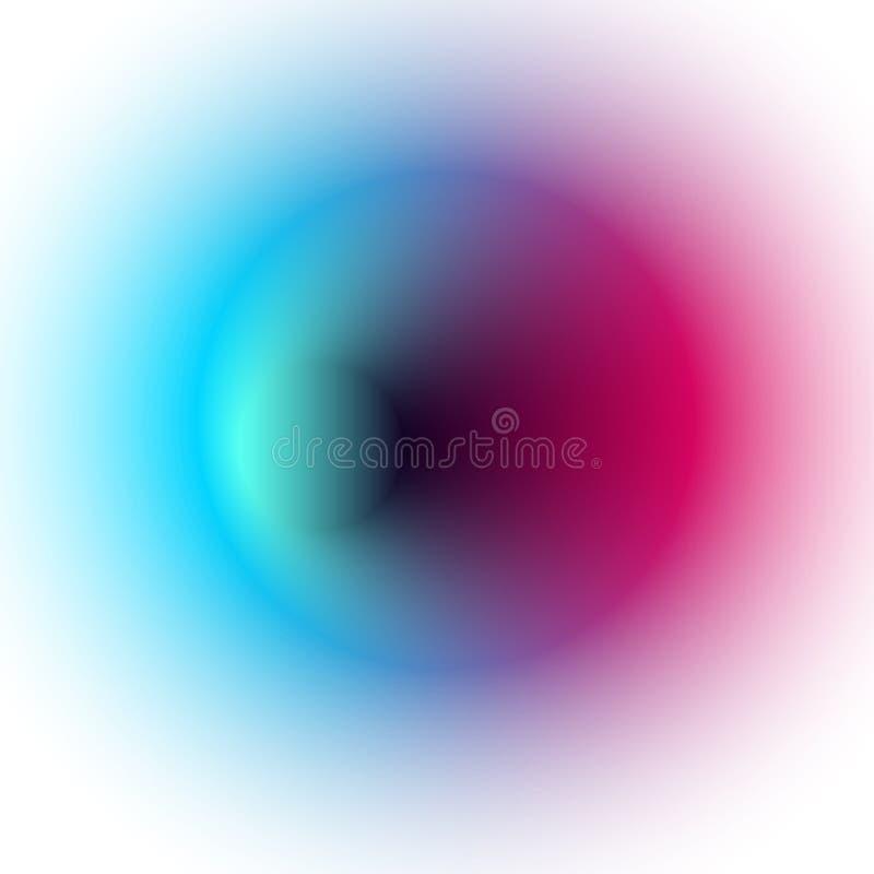 Bulles liquides abstraites image stock