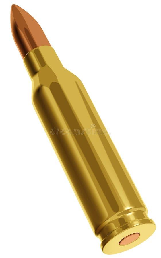 Download Bullet stock illustration. Illustration of background - 18286162