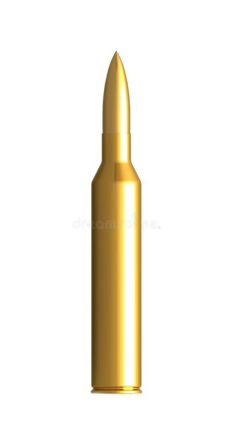 bullet stock de ilustración