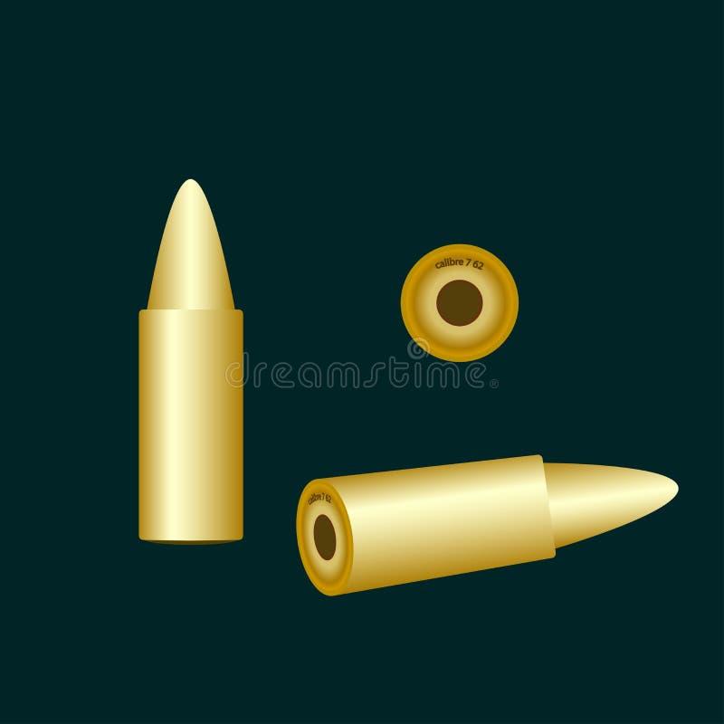 bullet libre illustration