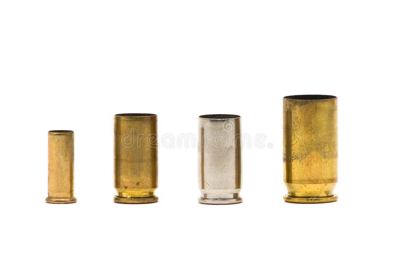 Download Bullet casings stock photo. Image of over, empty, brass - 15508584