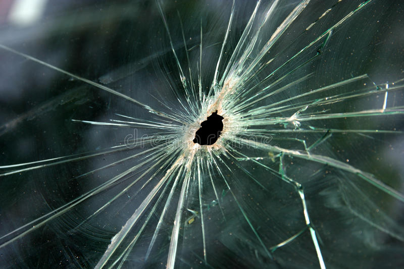 Download Bullet Hole Royalty Free Stock Photography - Image: 21156127