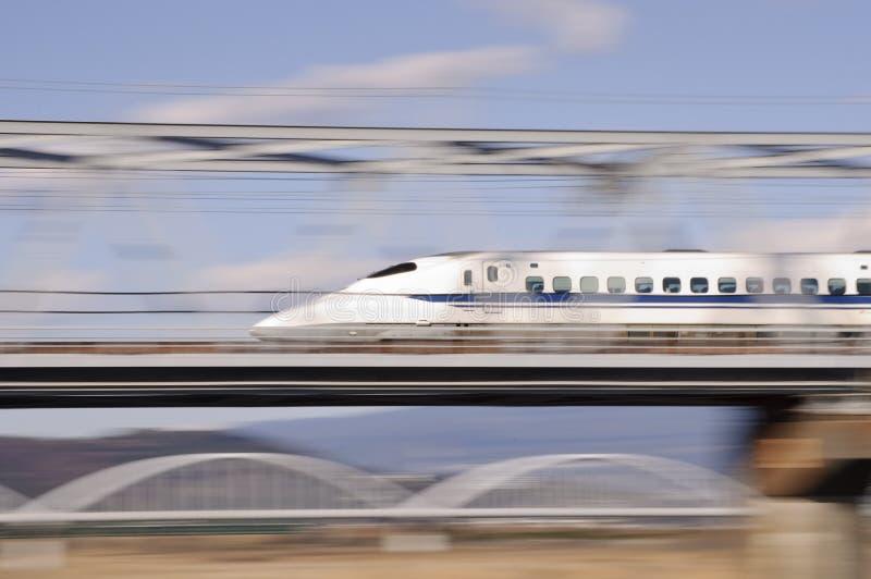 Download Bullet train stock image. Image of shinkansen, white - 18879089