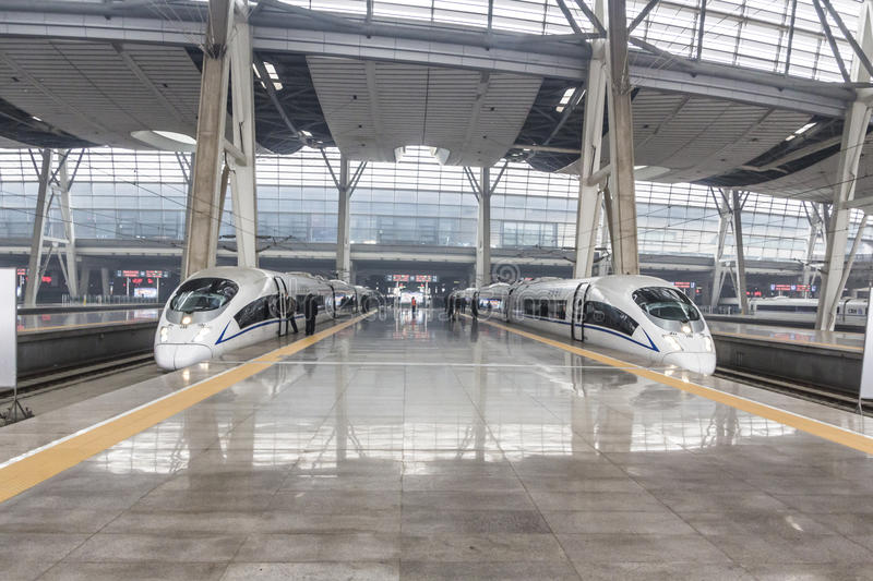 Download Bullet Train Editorial Photography - Image: 53901797
