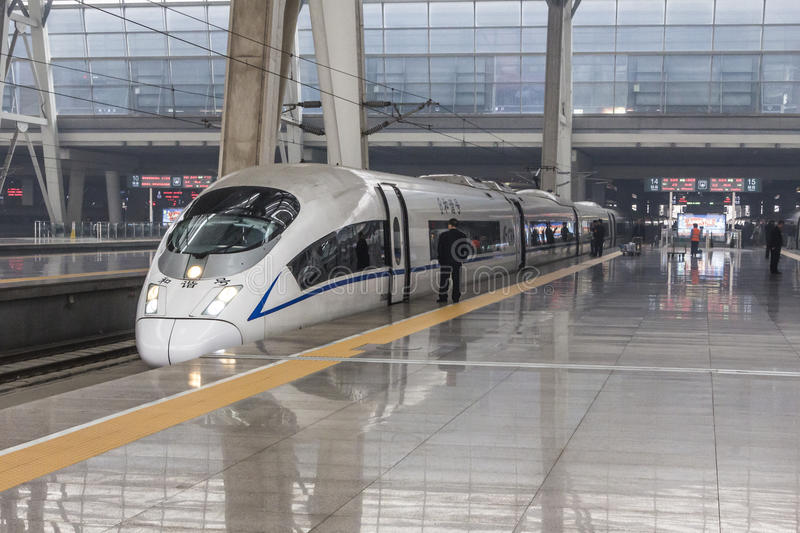 Download Bullet Train Editorial Stock Photo - Image: 53901828