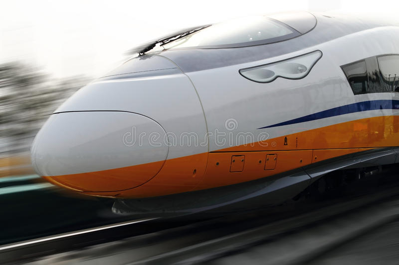 Download Bullet trains stock photo. Image of perspective, motion - 18874476