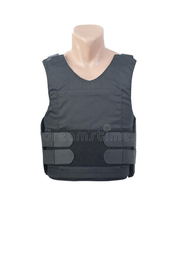 Download Bulletproof vest stock image. Image of isolated, officer - 20132941