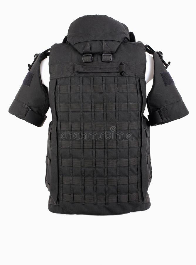 Bulletproof vest royalty free stock photography