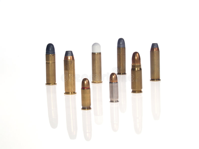 Download Bullets stock image. Image of macro, deadly, kill, conflict - 1100107