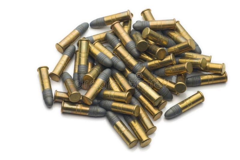 Download Bullets stock photo. Image of ammo, handguns, rimfire - 22338100