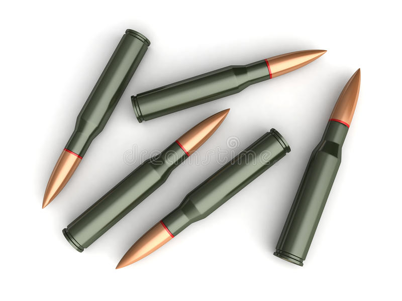 bullets libre illustration